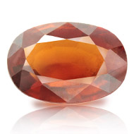 Hessonite Garnet - Gomed - 7.50 Carats