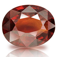 Hessonite Garnet - Gomed - 8.50 Carats