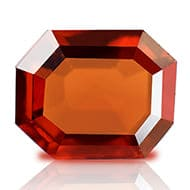 Hessonite Garnet - Gomed - 9.30 carats