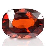 Hessonite Garnet - Gomed - 9.50 carats