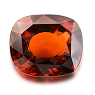 Hessonite Garnet - Gomed - 9.80 carats