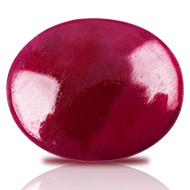 Indian Ruby - 10.40 carats