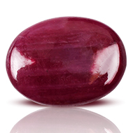 Indian Ruby - 5 to 6 carats
