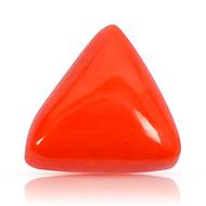Italian Coral triangular - 13.35 carats