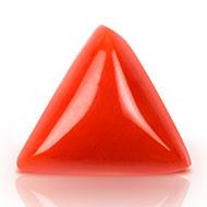 Italian Coral triangular- 16.15 carats