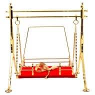 Jhula (Swing) in brass - V
