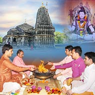 Kaalsarp Shanti Puja at Trimbakeshwar Temple