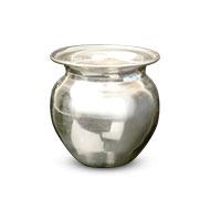 Kalash in pure silver - I