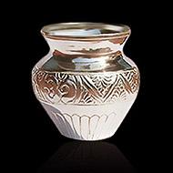 Kalash in silver - Designer