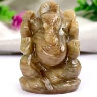 Ketu Ganesha - 84 gms
