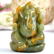Ketu Ganesha - 94 gms