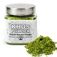 Khus powder
