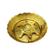 Kurma avatar in Brass