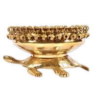 Kurma Urli in Brass