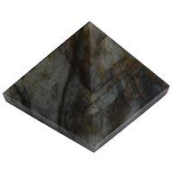 Labradorite Pyramid - 104 gms