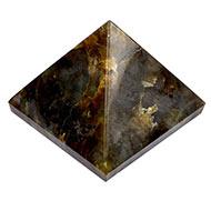 Labradorite Pyramid - 185 gms