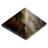 Labradorite Pyramid - 53 gms