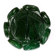 Lakshmi Charan in Green Jade - 20 gms