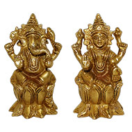 Lakshmi Ganesh on Lotus - I