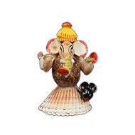 LambaKarna Cowrie Ganesh