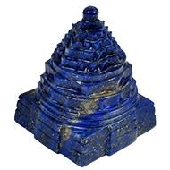 Lapis Lazuli Shree Yantra - 130 gms