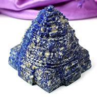 Lapis Lazuli Shree Yantra-247 gms