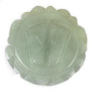 Laxmi Charan in Light Green Jade