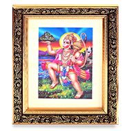 Lord Hanuman Frame - Design I