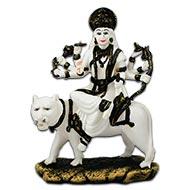 Maa Durga in Bonded Marble