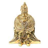 Maa Tuljabhavani Idol in Brass-I