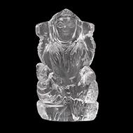 Sphatik Crystal Laxmi - Design VI