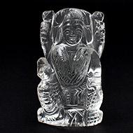 Sphatik Crystal Laxmi - Design VIII