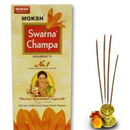 Moksh Swarna Champa Incense