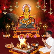 Monthly Ketu Grah Shanti Puja and Homa