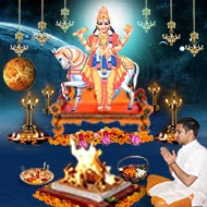 Monthly Shukra Grah Shanti Puja and Homa