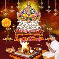 Monthly Surya Grah Shanti Puja and Homa