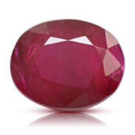 Mozambique Ruby - 4.09 carats