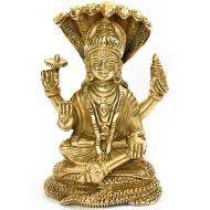 Narayana Statue in Brass