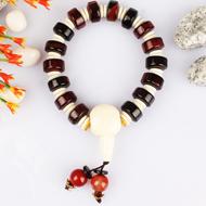 Natural Agate Gemstone Bracelet - Design VI