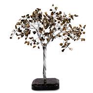 Natural Labradorite Chakra Vastu Tree - Big