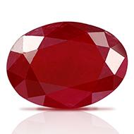 Natural old Burma Ruby - 4.32 carats