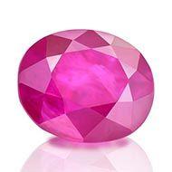 Natural old Burma Ruby - 0.89 carats - I