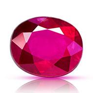 Natural old Burma Ruby - 1.10 carats