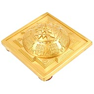 Navagraha Shree Yantra - 4 inches