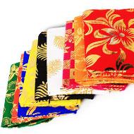 Navgraha Cloths with Design - Set of 9