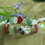 Navratna Gemstone Bracelet V
