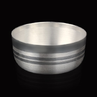 Offering Bowl in Pure Silver - Design II