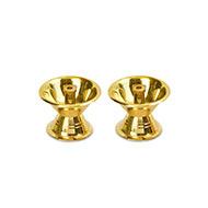 Oil Lamp in brass - Set of 2 - I