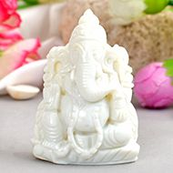 Opal Ganesha - 286.45 carats