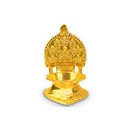 Padma Laxmi Diya in brass